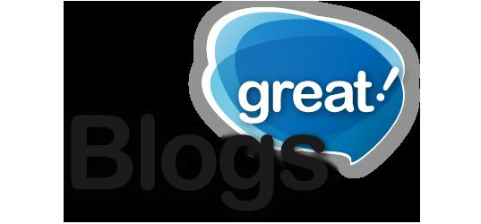 GreatBlogs Logo